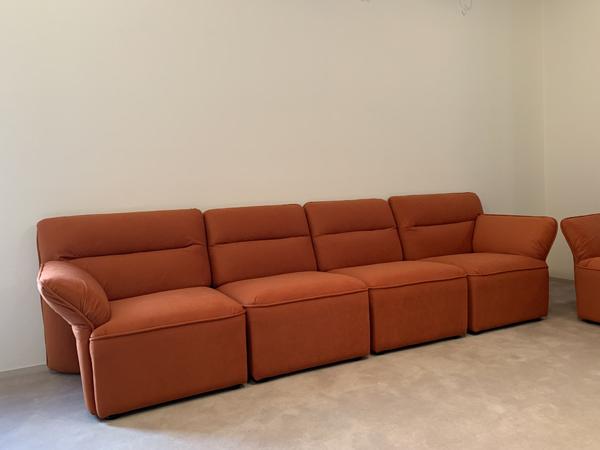 ソファの張替